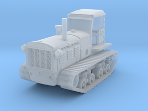 STZ 3 Tractor (late) 1/120 in Smooth Fine Detail Plastic