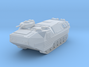 AAV-7 assault vehicle 1/200 in Smooth Fine Detail Plastic
