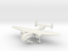 1/144 Junkers Ju-288A in White Natural Versatile Plastic