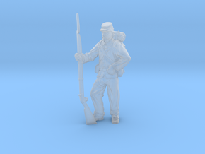Printle C Homme 2333 - 1/87 - wob in Smooth Fine Detail Plastic