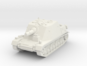 Brummbar Tank 1/120 in White Natural Versatile Plastic