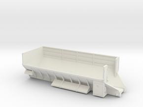 90's 20' Potato Bed in White Natural Versatile Plastic