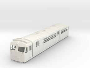 o-87-sligo-railcar-b in White Natural Versatile Plastic