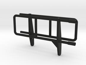 1/6 scale GoTruck hmmwv-brush-guard in Black Natural Versatile Plastic