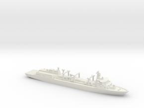 PLA[N] 901 Supply Ship, 1/3000 in White Natural Versatile Plastic