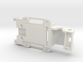 Chassis 124 3.5l 3,5l CSL Gruppe 5 18D in White Natural Versatile Plastic
