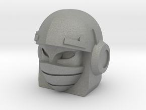 NightBird Head for FansToys 24 Rouge in Gray PA12