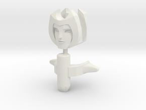 Firestar for ToyWorld TW-M03 Crank in White Natural Versatile Plastic