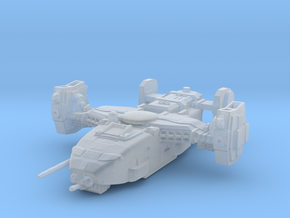 Wraith Spec Ops dropship in Smooth Fine Detail Plastic