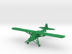 1/144 Fieseler Fi 156 Storch in Green Processed Versatile Plastic