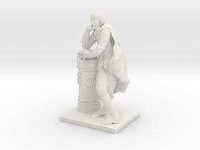 Printle C Homme 1548 - 1/24 in White Natural Versatile Plastic
