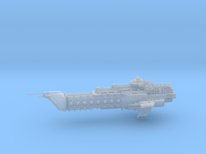 Navy Alternative Cruiser - Concept 2  in Smooth Fine Detail Plastic
