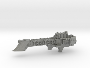Imperial Frigate - Concept 2  in Gray PA12