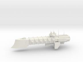 Imperial Legion Escort - Concept 7 in White Natural Versatile Plastic