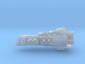 Imperial Legion Cruiser - Concept 1 in Smooth Fine Detail Plastic
