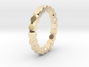Kaethe - Ring in 14K Yellow Gold: 9 / 59