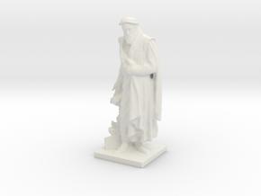 Printle C Homme 1547 - 1/24 in White Natural Versatile Plastic
