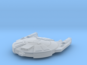 3788 Scale Andromedan Viper Frigate SRZ in Smooth Fine Detail Plastic