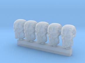 28mm terminator head test in Smoothest Fine Detail Plastic
