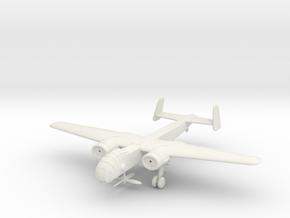 1/144 Junkers Ju-288C  in White Natural Versatile Plastic