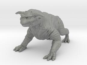 Ghostbusters 1/60 Terror Dog zuul gozer large mini in Gray Professional Plastic