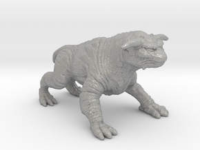 Ghostbusters 1/60 Terror Dog zuul gozer miniature in Aluminum