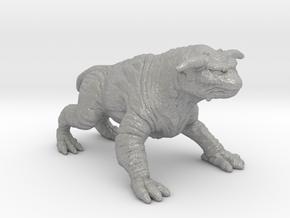 Ghostbusters 1/60 Terror Dog zuul gozer miniature in Aluminum