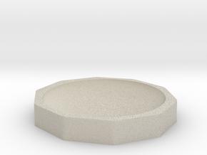 Hemp Bowl 125mm in Natural Sandstone