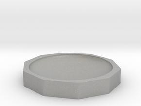 Hemp Bowl 125mm in Aluminum
