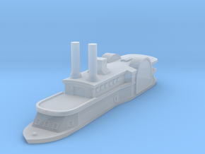 1/1000 USS Peosta in Smooth Fine Detail Plastic