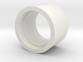Force FX Graflex (Luke/Rey) NeoPixel PCB Adapter in White Natural Versatile Plastic