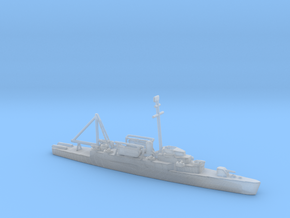 1/1250 Scale USSWantuckAPD-125 in Smooth Fine Detail Plastic