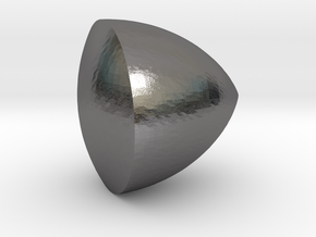 Solid of Constant Width in Polished Nickel Steel