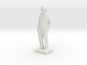 Printle C Homme 1536 - 1/24 in White Natural Versatile Plastic