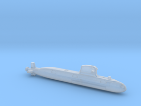 Scorpene FH - 1800 in Smooth Fine Detail Plastic