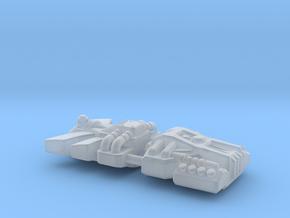 TR Overlord Powermaster Backpacks in Smooth Fine Detail Plastic