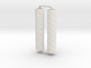 Slimline Pro divets ARTG in White Natural Versatile Plastic