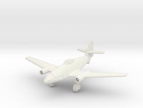 (1:144) Messerschmitt P 65 (21 March 1940) in White Natural Versatile Plastic
