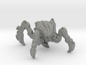 Doom Spider Mastermind 1/60 miniature games small in Gray Professional Plastic