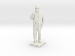 Printle C Homme 1527 - 1/24 in White Natural Versatile Plastic