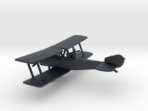 Sopwith 1A.2 in Black PA12: 1:144