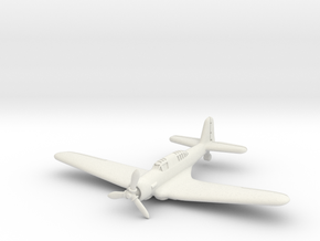 Northrop A-17A Nomad 1/285 in White Natural Versatile Plastic
