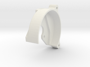 3 Gear Spur Gear Cover Large in White Natural Versatile Plastic