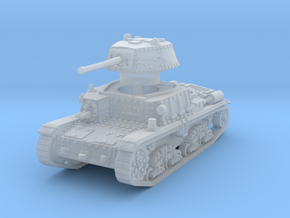 M15 42 Medium Tank 1/200 in Smooth Fine Detail Plastic
