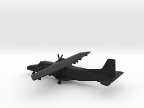Dornier Do 228-212 NG in Black Natural Versatile Plastic: 1:200