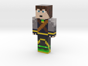 477 | Minecraft toy in Natural Full Color Sandstone