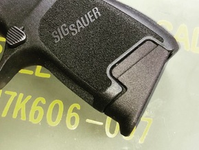 .45 Subcompact Pinky Extension for SIG P320sc in Black PA12