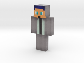 Theepicshark | Minecraft toy in Natural Full Color Sandstone