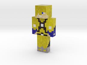 zorelmo | Minecraft toy in Natural Full Color Sandstone
