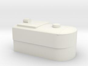 Minis Philip in White Natural Versatile Plastic